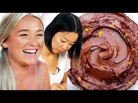 We Tried To Make A Zero Waste Chocolate Cake  Goodful