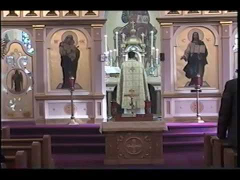 Ukrainian Orthodox Liturgy Part 1