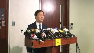 郭家麒斥政府多年來管制美容行業「零進展」 20181112
