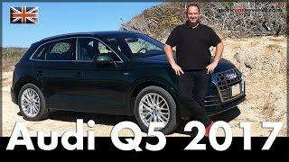 audi q5 2017   2 0 tfsi v6 3 0 tdi   quattro   test   drive report review   cars   english