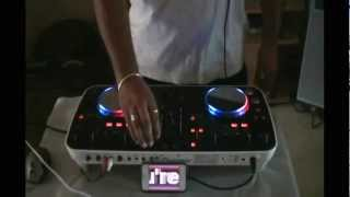 Dj VikramB -  Bollywood Progressive Mix 3 [HD] (HINDI) on Pioneer DDJ-ERGO