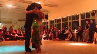 Natalia Ochoa & Ismael Ludman / Tango argentino Show / Köln 01.02.2015