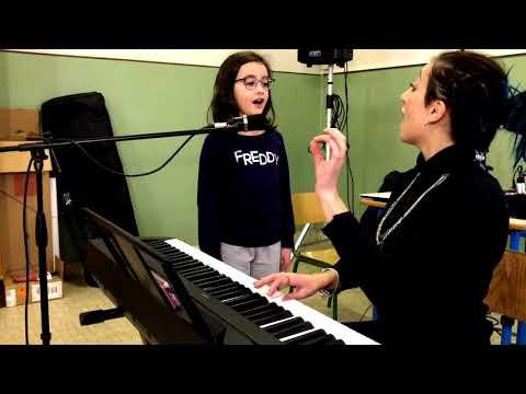 Scuola di musica Sonàrt - classe di canto - Clarissa Vichi -