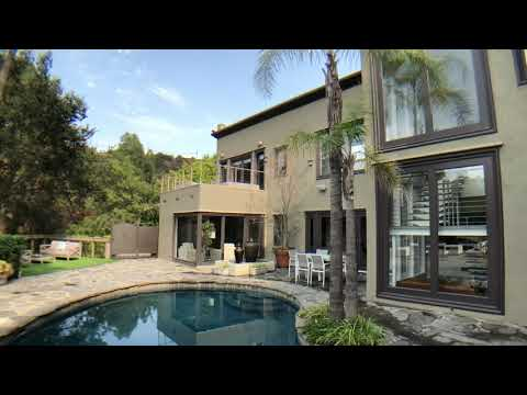 Beverly Hills Modern Home for sale on Hidden Valley Road in 90210 - just listed - Christophe Choo
