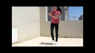 "Cody Simpson - ""Pretty Brown Eyes"" (The Boy Band Project - Cover)  Annie S dance cover"