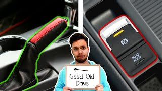 10 Old Car Features We're Sad To Lose