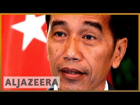 Al Jazeera English: Indonesia's President Joko Widodo sworn in for final term