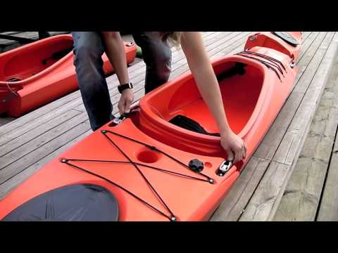 Mercury Modular Kayak