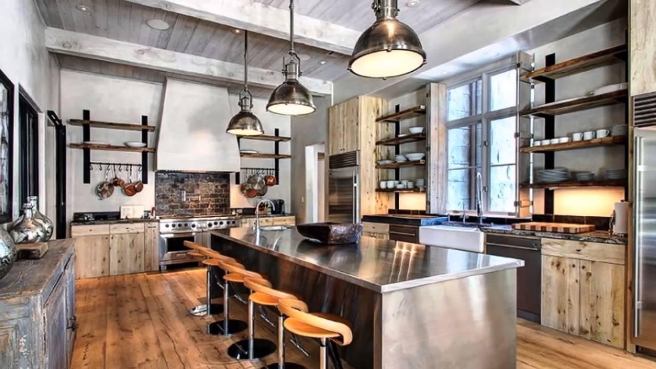 Arredamento Soggiorno Rustico Moderno : Arredare casa stile rustico moderno