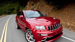 Jeep Grand Cherokee SRT8 2012 Videos