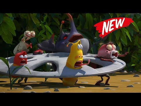 Larva Tuba Full Movie | Episodes Garlic 2, Wheel,Magnet | Larva 2018 Terbaru Cartoon Funny