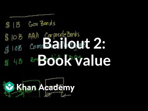 Bailout 2: Book value | Money, banking and central banks  |