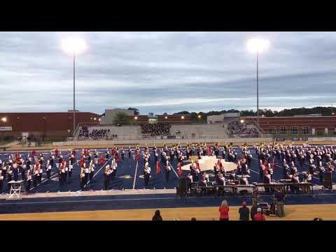 Itawamba Community College All-American Band 2018 - EXHIBITION