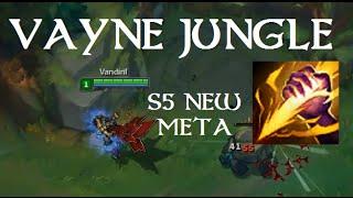 Jungle Vayne Guide!! (S5 RIP)