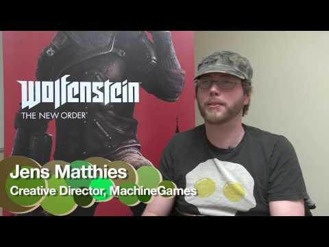 Wolfenstein: The New Order Interview - MachineGames' Creativ