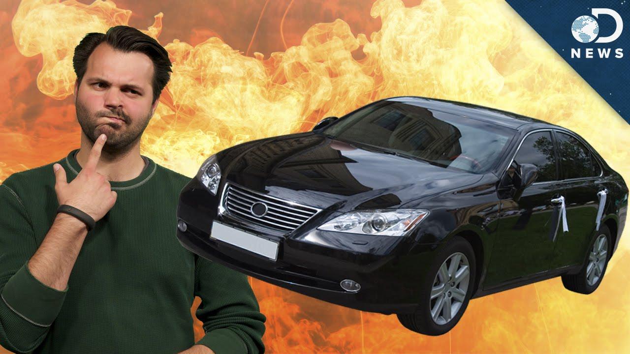 how to make a car explode