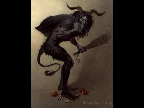 carter covers evil santa aka krampus myths youtube
