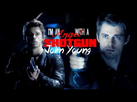 John Young    Angel With A Shotgun (The Tomorrow People)