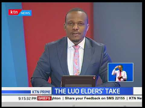 The Luo council of elders is accusing Miguna Miguna of violating immigration rules