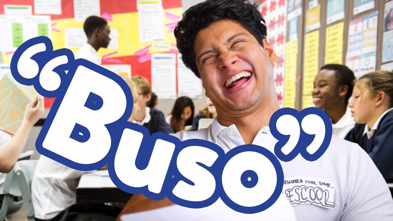 """""""Buso"""" - #CosasDeSalvadoreños"""