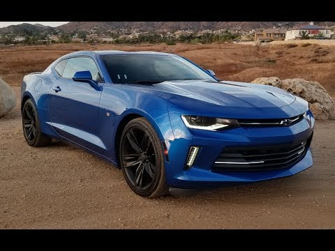 2016 Chevrolet Camaro 2 0t One Take
