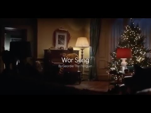 Geordie John Lewis Christmas Advert 2018 Parody - #WorSong