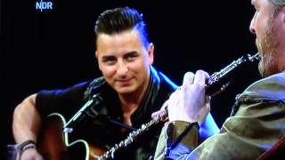 Andreas Gabalier und Paddy Kelly