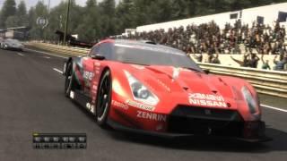 Race Driver GRID DLC on PC - Nissan GTR GT500 @ Spa