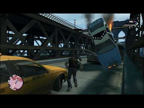 GTA 4 - Heavy Bus Killer