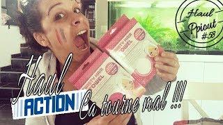 Haul ACTION #58 - Publicité mensongère !!! On se laisse pas abattre !!!