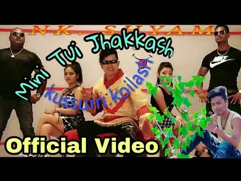 Mini Tui Jhakkash // Dj Remix Mix Single mp3 // Kussum Koilash  Assamese Song // Guwahati Real Life