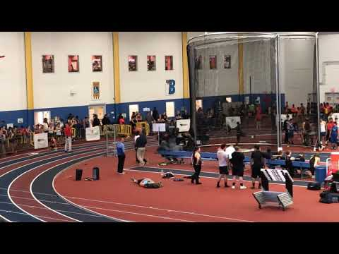 Suitland High School: Joseph Collins 300m dash