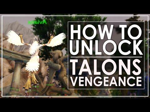 Legion Patch 7.1: How To Unlock The 'Hidden' Talons Vengeance Faction