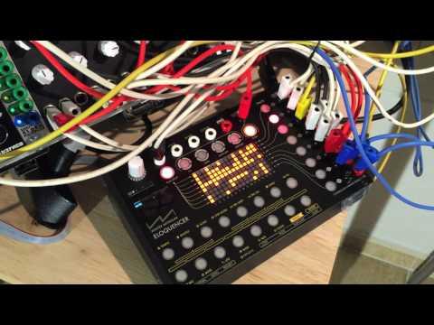 Eloquencer - Winter Modular Sequencer