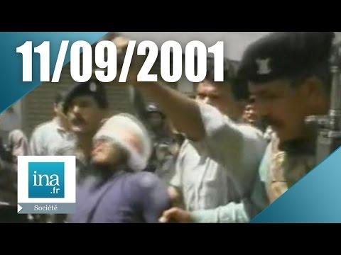 Arrestation de deux lieutenants d'Al Qaida au Pakistan | Archive INA