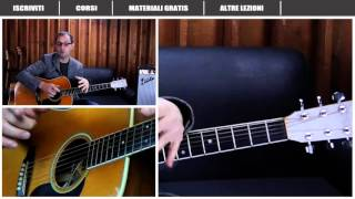 QUEEN - CRAZY LITTLE THING CALLED LOVE - COME SUONARE - LEZIONE CHITARRA - TUTORIAL
