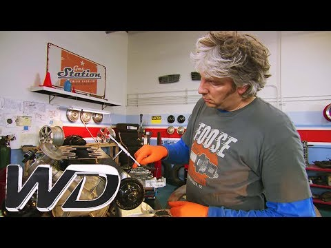 The Ford F1's Flathead Engine | Wheeler Dealers