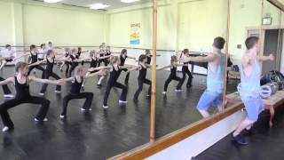 Джазовый танец для детей 9-10 лет(Хореографы! Смотрите http://www.dancehelp.ru/N605/ - полный комплект курса и музыка к уроку.
