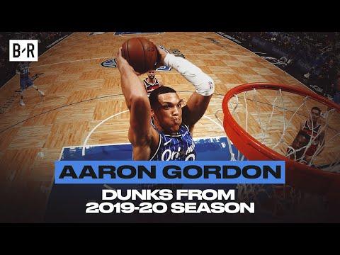 Aaron Gordon's Dunk Package Is Elite | 2019-20 Dunk Mixtape