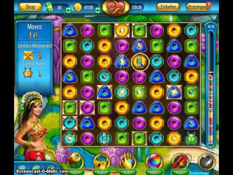 Lost Jewels Level 777 ohne Hilfen #Lost #Jewels #Game #Facebook