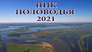 ПИК ПОЛОВОДЬЯ 2021 НА АХТУБЕ