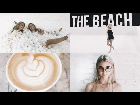 Weekend Vlog: Tampa Adventures / FAKE BEACH?!