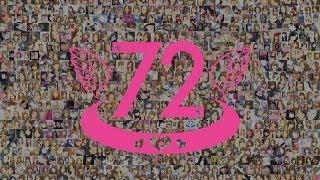 http://72-72.jp/ 次世代ギャルサー72 Seventy Two公式PRビデオ.