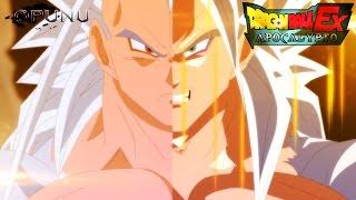 Dragon Ball Ex Ch.12 Fan Animation [ENG DUB]