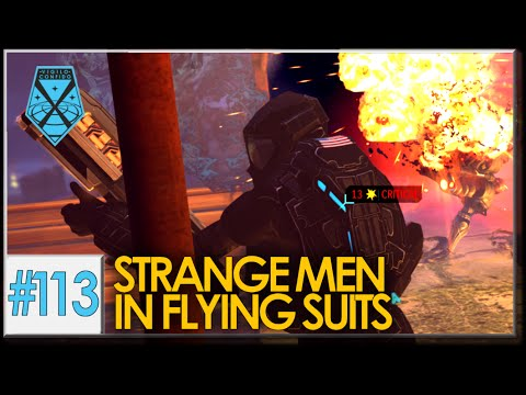 XCOM: War Within - Live and Impossible S2 #113: Strange Men in Flying Suits