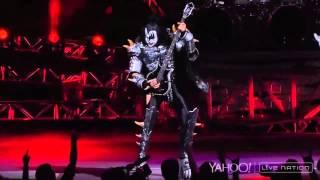 Kiss - Psycho Circus (Live Charlotte 2014)