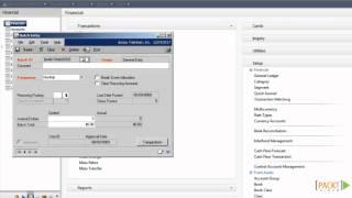 Microsoft Dynamics GP Techniques Tutorial: Using Quick and Recurring Journals | packtpub.com
