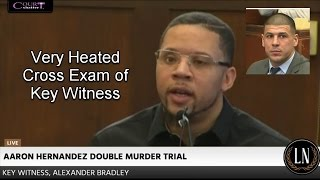 Aaron Hernandez Trial Day 14 Part 3 (Alexander Bradley Continues Testifying) 03/21/17