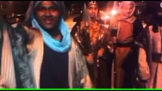 فيديو .. ممثلون بسوق عكاظ يسخرون من نادي النصر