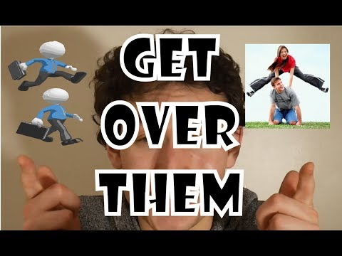 6 Steps To Getting Over Someone